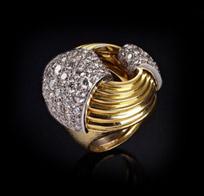 David Webb jewels collection