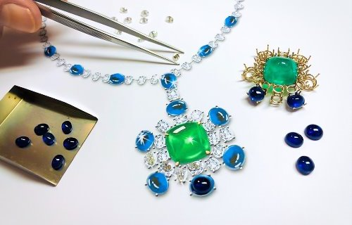 Jewel of GINEVRA collection